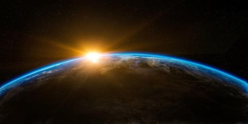 経絡と天地自然、宇宙とのつながり